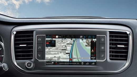 CITROËN SpaceTourer Navigation