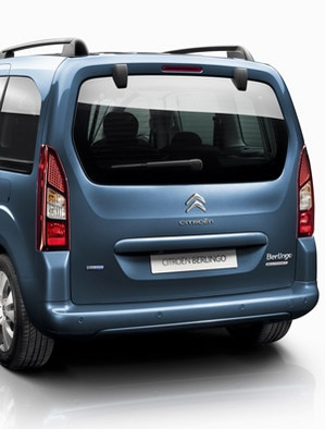 CITROËN Berlingo Multispace Hinten