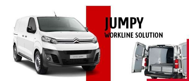 Citroën Jumpy Workline Solution