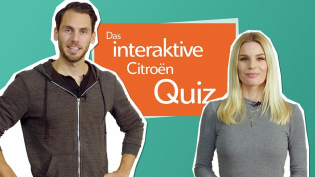 Citroën Video Quiz