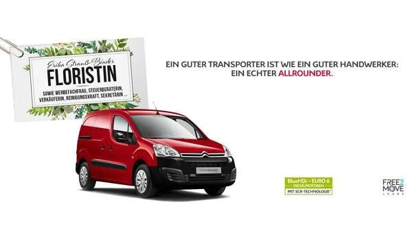 Citroën Business Days Berlingo
