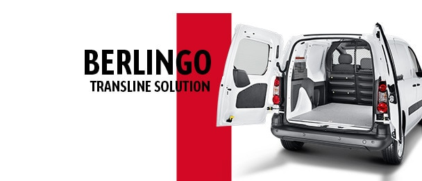 CITROËN Transline Solution - Berlingo