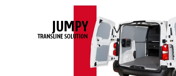 CITROËN Transline Solution - Jumpy