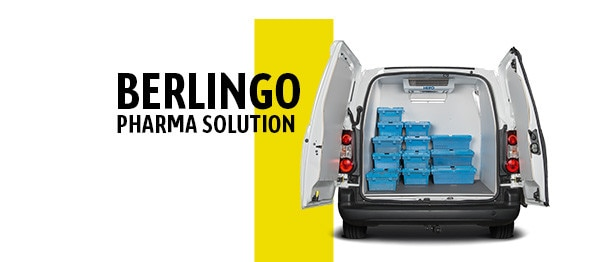 CITROËN Pharma Solution - Berlingo