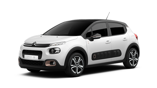 Jubiläumsedition Citroën C3 Origins