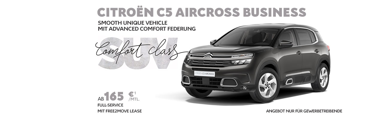 Citroën C5 Aircross SUV Business