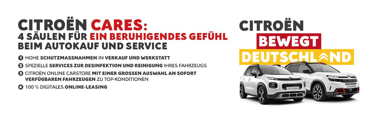 Citroën Cares