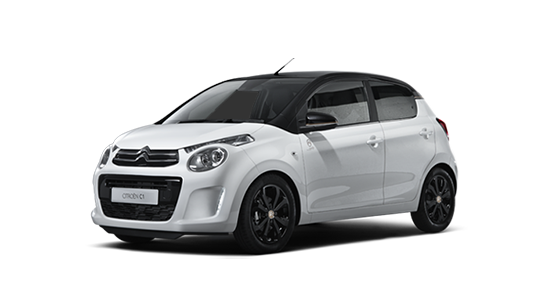 Citroën C1 Origins Jubiläumsedition