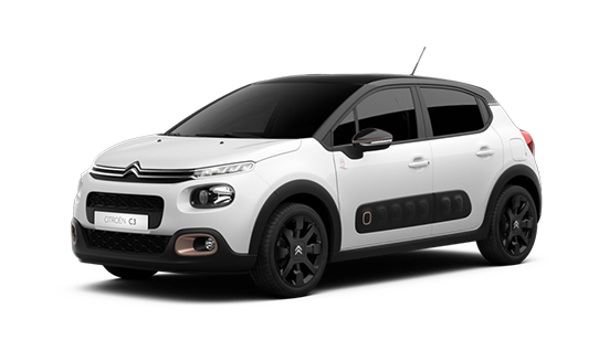 Citroën C3 Origins Jubiläumsedition