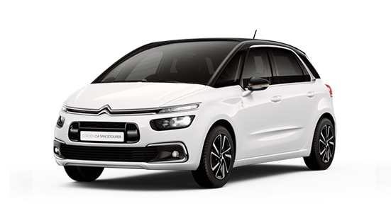 Citroën C4 SpaceTourer Origins Jubiläumsedition