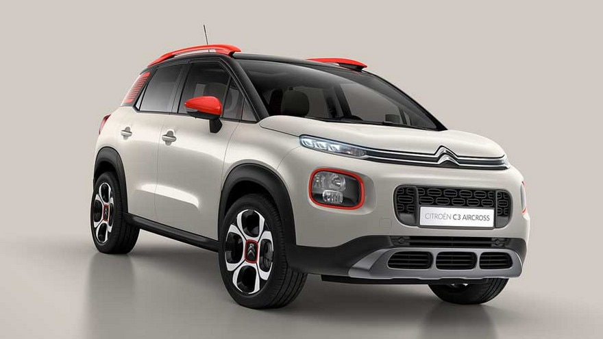 Compact SUV CITROËN C3 Aircross