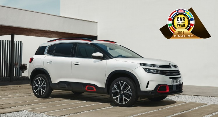 Citroën C5 Aircross Car of The Year