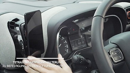 CITROËN C3 Aircross Multimedia