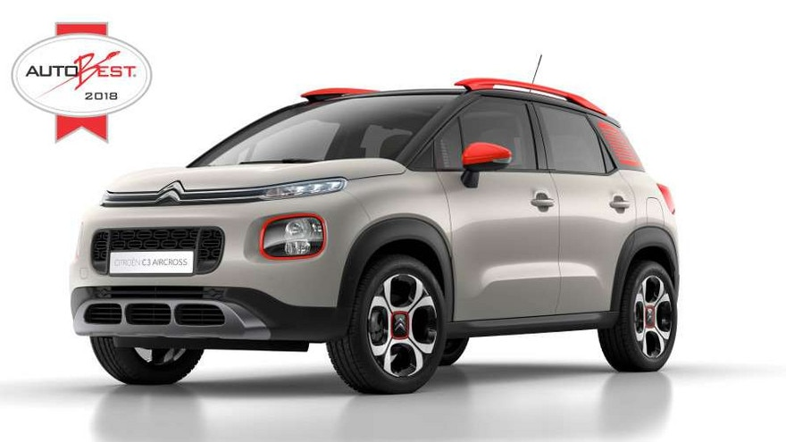 CITROËN C3 Aircross Compact SUV Autobest